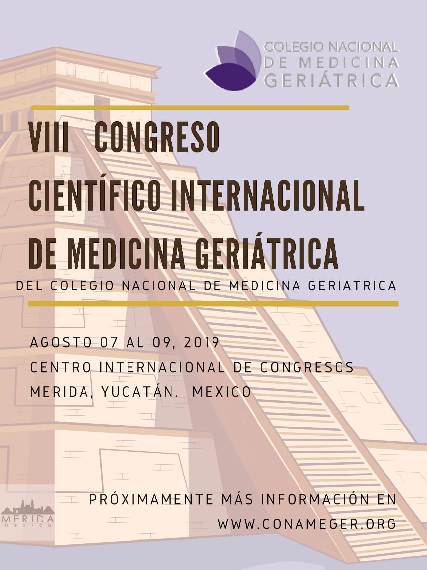 congreso geriatria 2019